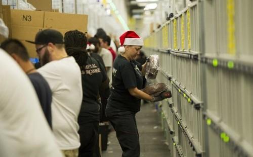 How Amazon Became Santa's Sweatshop