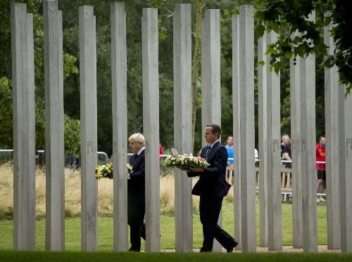 Britain Marks 10th Anniversary of 7/7 Bombings
