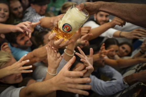 Let There Be Beer: Oktoberfest in Pictures