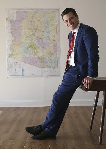 McSally gets GOP primary challenger in Arizona Senate race