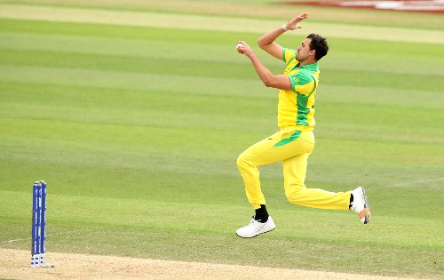 Cricket: Starc keen to pitch up at every World Cup game