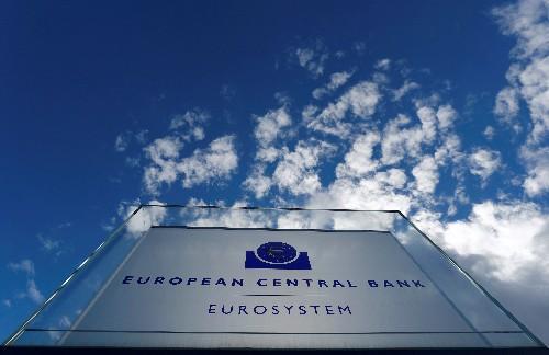 """La BCE privilégie un """"paquet"""" de mesures face au ralentissement"""