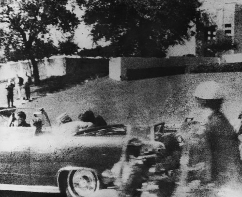 Assassination of JFK in Pictures