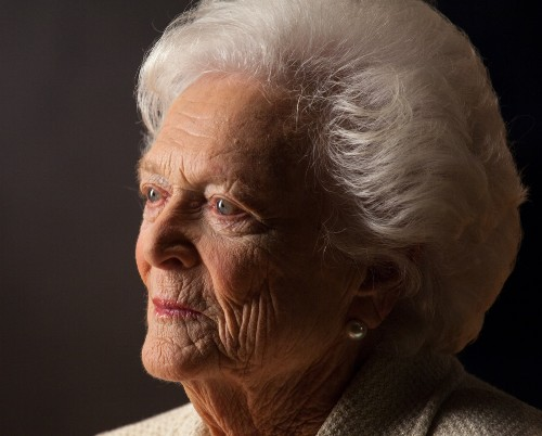 Barbara Bush: A Life in Pictures