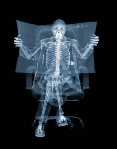 THE SHOT: X-ray Vision by Nick Veasey