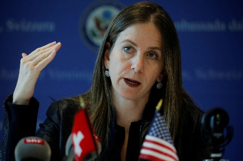 U.S. Treasury sanctions chief Mandelker leaving for private sector