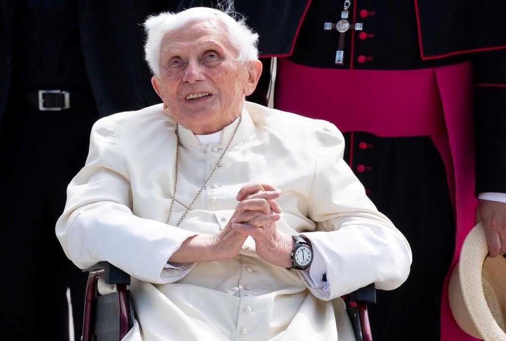 """Vatikan nennt Benedikts Zustand """"nicht sonderlich besorgniserregend"""""""