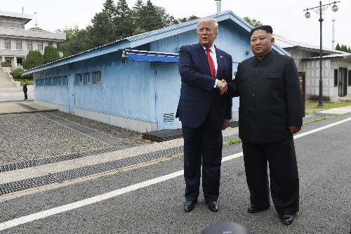 North Korea suggests it might lift weapons test moratorium