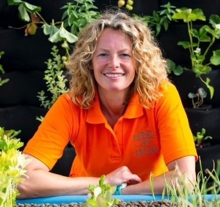 Kate Humble: aquaponics is the answer to our growing food crisis
