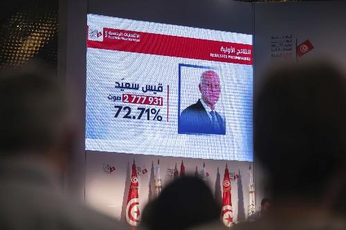 Tunisia: Conservative law professor wins presidential race