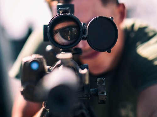 A Canadian sniper shot an ISIS fighter from over 2 miles away