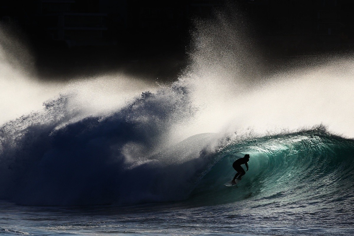 The Week in Review: Surf's Up