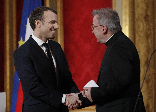 Vatican's envoy to France facing 'sexual aggression' probe