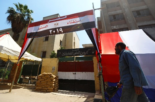 Explainer: Egypt votes on changing its constitution