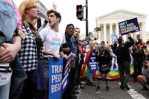 U.S. Supreme Court divided on LGBT employment protection; Gorsuch could be key