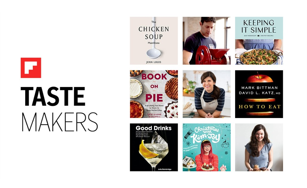 The Tastemakers: Recipes and Holiday Recommendations From Food Experts