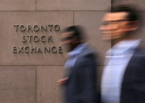 TSX rises 0.20 percent to 16,518.88