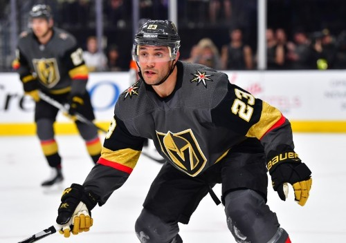 NHL roundup: Knights snap Lightning's 11-game win streak