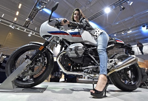 BMW Celebrates Its Motorcycles, New and Old: Pictures