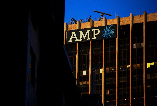 Australian retail shareholder group says to vote against AMP pay proposals