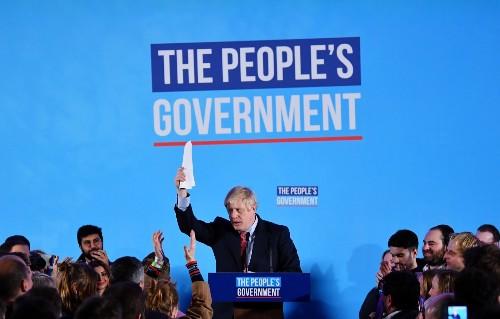 Boris Johnson, Brexit Win Big in UK: Pictures