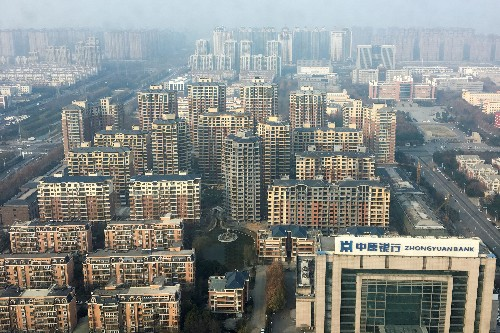 China's home prices growth fastest in 5 months, raises policy challenge