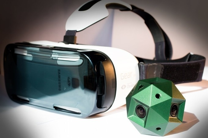 360-degree camera maker Jeffrey Martin talks about what it takes to film for VR