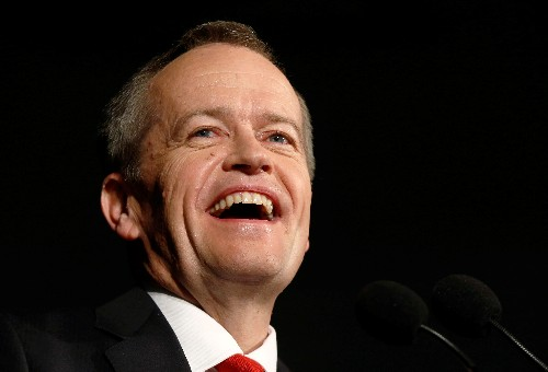 Australia's Bill Shorten sets 100-day target to boost overtime pay
