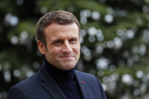 France's Macron wants EU to move quickly on Brexit talks