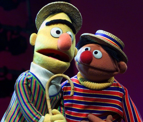 'Goodness and humor' celebrated as 'Sesame Street' turns 50