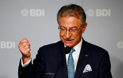 BDI-Präsident - Wirtschaft muss mehr für Europa werben