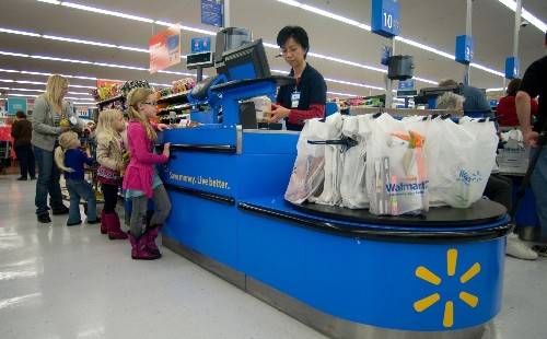 Walmart Stores Are Now Price-Matching Amazon.com