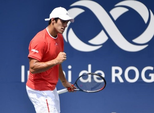 ATP roundup: Garin opens with upset at Chengdu Open