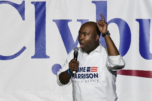 South Carolina Democrat posts $1.5M in challenge to Graham
