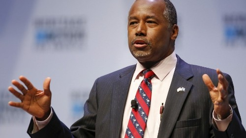 An American Muslim Republican responds to Ben Carson's remarks on an Islamic president