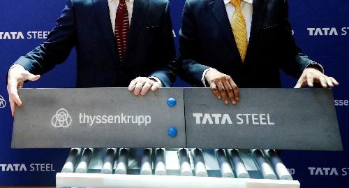 Thyssen-Betriebsrat fordert - Führung bei Stahl-Projekt klären