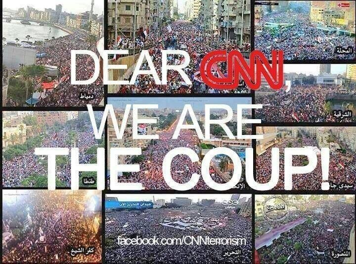 Egyptian Mandate EL SISI - Magazine cover