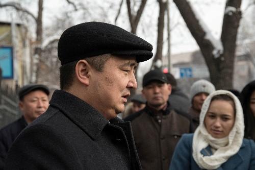 Kazakh advocate of Muslim rights in China set free in plea bargain