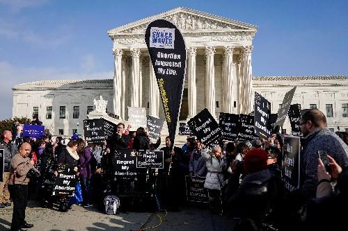 Trump tells U.S. anti-abortion marchers he will support them