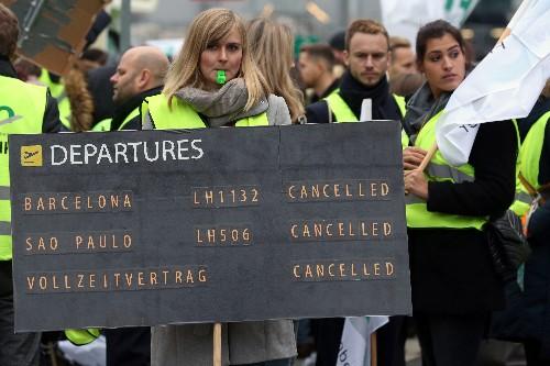 Vorerst keine Streiks - Lufthansa geht mit UFO in Schlichtung