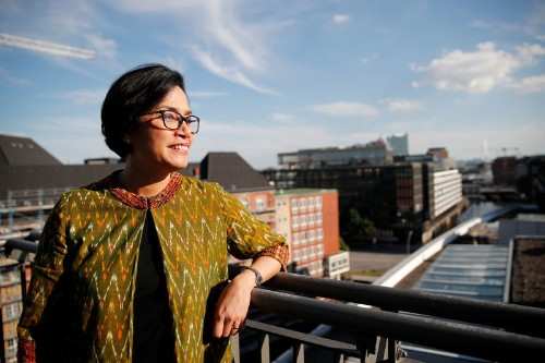 Indonesia's Indrawati to stay on as finance minister, cheering rupiah