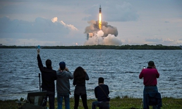 Orion spacecraft's flawless test flight puts Mars exploration one step closer