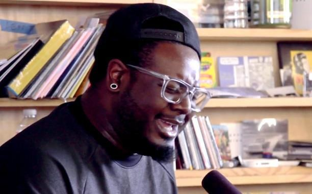 T-Pain's Auto-Tune-free Tiny Desk Concert will blow your mind