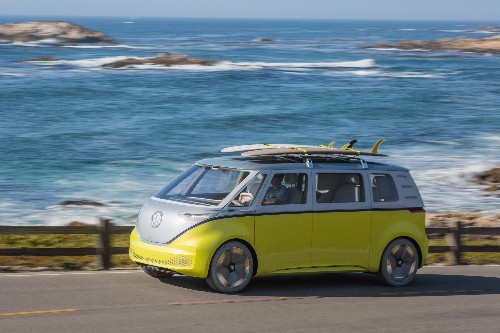 VW taps Nvidia to build AI into its new electric microbus and beyond