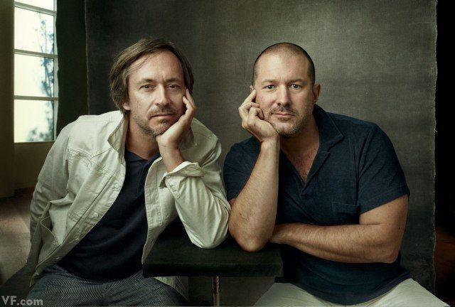 Famed designer Marc Newson is joining BFF Jony Ive at Apple