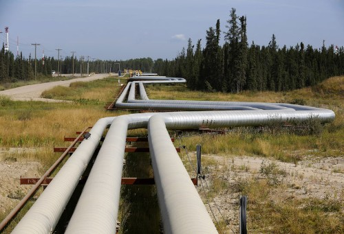 Canada's Cenovus bets on rail to move crude, fearing full pipelines