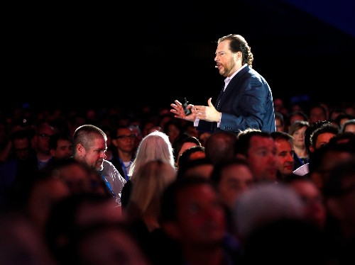 Billionaire CEO and investor Marc Benioff says unicorn startups manipulated private markets and he's done investing in them