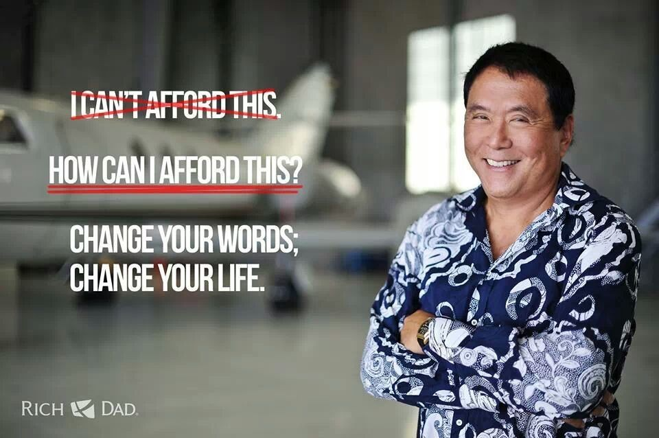 Find ways you can afford it!