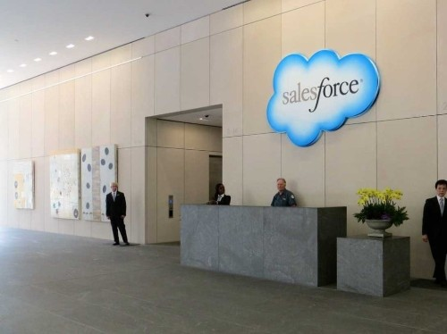Salesforce Wear Will Turn Your Wearable Tech Into A Powerful Business Tool