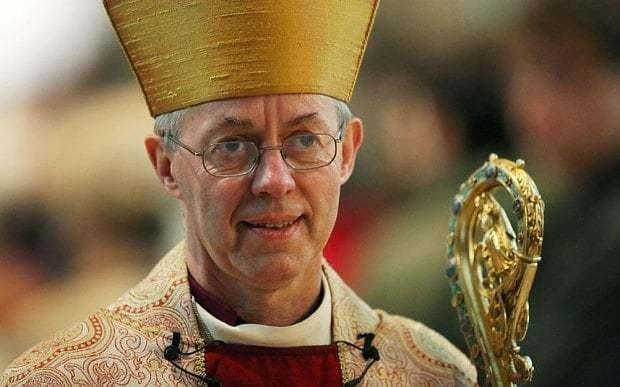 Archbishop of Canterbury has pneumonia, Lambeth Palace confirms